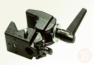 Manfrotto Super Clamp without Stud - Black