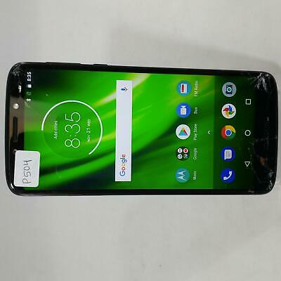 Motorola Moto G6 Play XT1922-7 16GB Sprint Only Android Smartphone P504