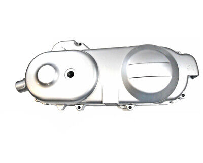 GY6-50 Scooter Belt Cover Crankcase Cover Short Case Silver 669 Belt