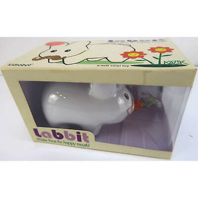 KIDROBOT CLASSICS SMORKIN LABBIT RABBIT MINI OPEN BOX FIGURE HOT DOG