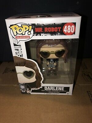 Funko Pop! Television #480 Mr. Robot Darlene New W/ Protector
