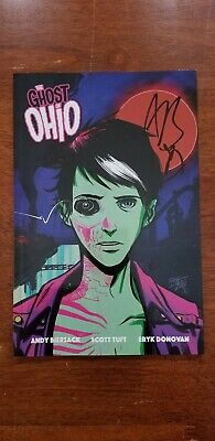 The Ghost of Ohio by Andy Biersack -- SIGNED!!! --