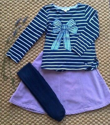 Girls Jasper Conran & Next OUTFIT - 4-5years EX USED CONDITION
