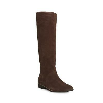 8cfc43c8c58 $250 UGG DALEY Gracen Mahogany Tall Suede Equestrian Riding Boots Size 8