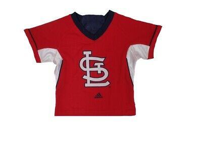 Adidas St Louis Cardinals Toddler Primary Logo T-Shirt (3T)