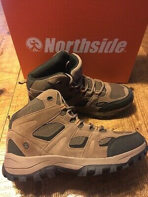 771f9cc5b6a NORTHSIDE 312626M MEN'S Rushmore Mid Suede/Mesh Lightweight Hiking ...