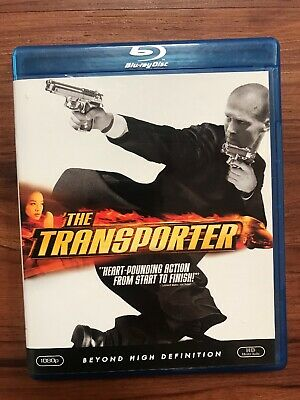 The Transporter (Blu-ray Disc, 2006)