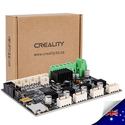 Creality Ender 5 3 /3 Pro 1.1.5 Silent Mainboard Quiet Board TMC2208 3D Printer