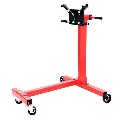 Swivel Transmission Engine Gearbox Mount Support Stand Heavy duty 1000 lbs 450kg