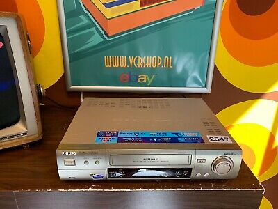 Philips VR1600 Super VHS ET Digital TBC/DNR