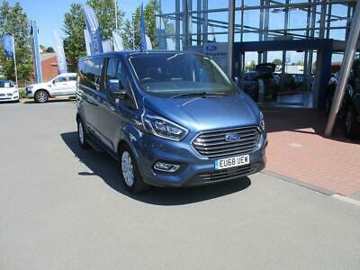 Ford Transit Custom Tourneo L1 Titanium 8 Seat 130Ps Automatic