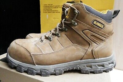 db0454acb08 DEWALT PRO-LITE COMFORT Safety Boots Brown Sb P Sra Size Uk 10 / Eu 44 -  Aa324