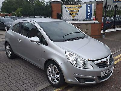 Vauxhall Corsa 1.3CDTi 16v 2008 Design. Priced to sell. Any part x call for info