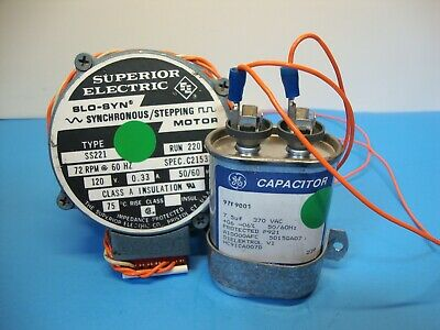 superior electric slosyn m091fd8009 stepper motor