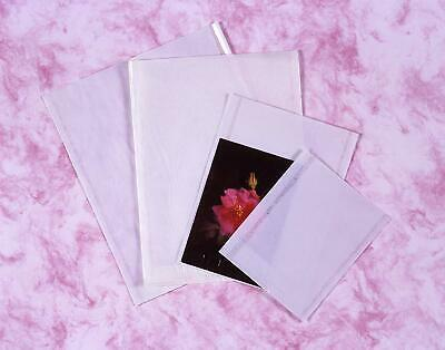 Kenro Clear Fronted Bag for Photo Storage 5.5x7.5 Inch Pack of 500 - NB021