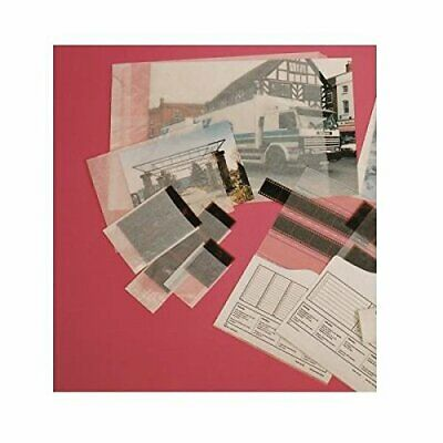 """Kenro Acid Free Photo Bags 10.5x12.5"""" for 10x12"""" Film Pack of 500 - NB010"""