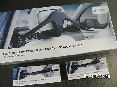 NEW GENUINE VW Accessory Travel & Comfort System – Base Module - EUR