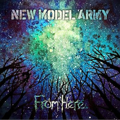 NEW MODEL ARMY - From Here [CD] Sent Sameday*