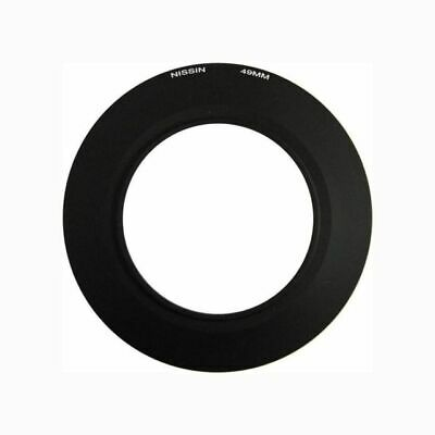 Nissin NI-ZRING49 49 mm Adapter Ring for MF18 Macro Flash - NFG008A49