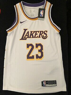on sale b19d9 a950f LA LAKERS BASKETBALL Jersey - LeBron James