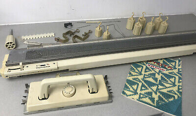 TOYOTA KR506 Ribber Unit For the KS 901 Knitting Machine 4.5mm Pitch