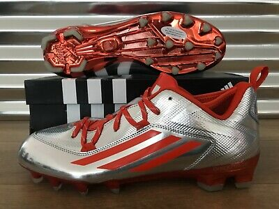 Used 2.0 Cleats White 11) Used adidas (Men's Crazyquick