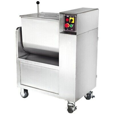 Sausage Maker 110 Lb Capacity Commercial Stainless Steel Meat Mixer Model# 44145