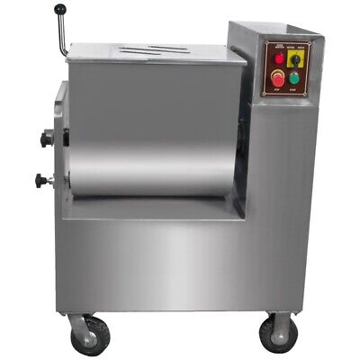Sausage Maker 220 Lb Capacity Commercial Stainless Steel Meat Mixer Model# 44146