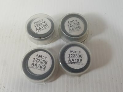 Nordson 122336 Airless Nozzle (Lot of 4)