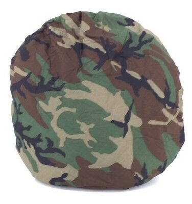 US Military Woodland Camo Alice LC I Rucksack Field Pack Spare Tire Cover