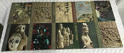 Great Ages of Man Series Lot of 10 Ancient World History Life Books Homeschool