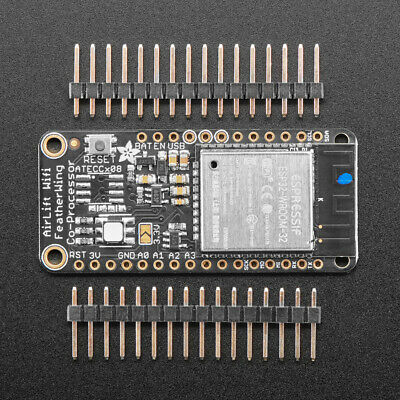 Adafruit Airlift Wifi/WLAN Featherwing,ESP32 Koprozessor for Feather Boards,4264