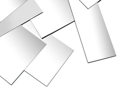 925 Sterling Silver Sheet Fully Annealed Jewellers 1mm Thick (Select Size)