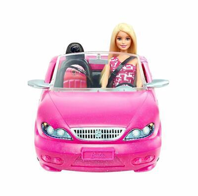 Barbie Glam Convertible and Doll