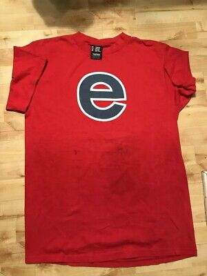 VTG 90s Rage Against the Machine 1997 Evil Empire Red Concert Tour T Shirt Giant