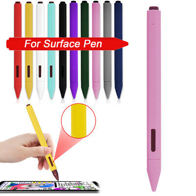 Protective Skin Stylus Silicone Case For Microsoft Surface Pen Stylet Pro Book