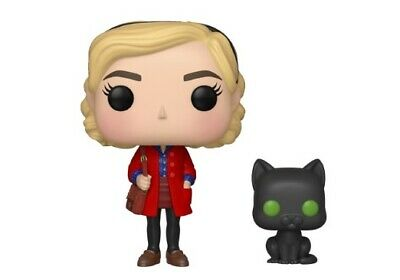 Funko Llc 38866 Pop! Tv: Chilling Adventures-Sabrina & Salem