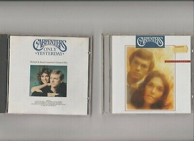 CD ALBUM - The Carpenters - Only Yesterday - £0 79 | PicClick UK