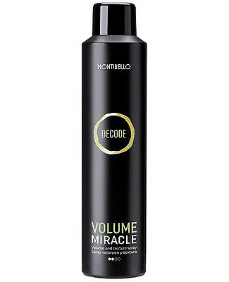Volume Miracle Decode Montibello 250ml Spray volumen y textura