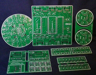 Arduino Shield Cosplay PCB Luci e Movimenti Prototipazione ideale per Iron Man