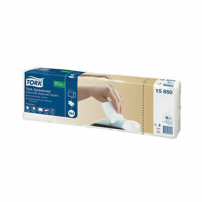 Tork 15850 Xpressnap Extra Soft Napkins N4 / Suitable for N4 Interfold (1000)
