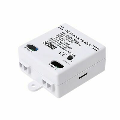 Smart Remote Control Wireless Power Switch Module Low-cost Update Home Switch