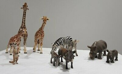 Schleich Animal Collection - Group 3