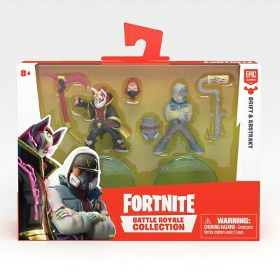 Fortnite Battle Royale Collection:Drift and Abstrakt Duo Figure Pack**NEW**