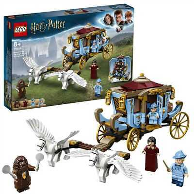 LEGO 75958 Harry Potter Beauxbatons' Carriage: Arrival At Hogwarts