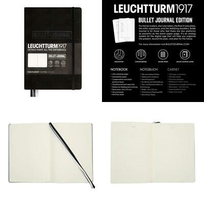 346703 Bullet Edition Journal Notebook Medium A5 240 Pages Dotted Lines Colour B