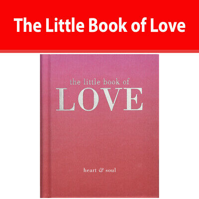 The Little Book of Love by Tiddy Rowan  (The Little Books) Fiction Hardback NEW