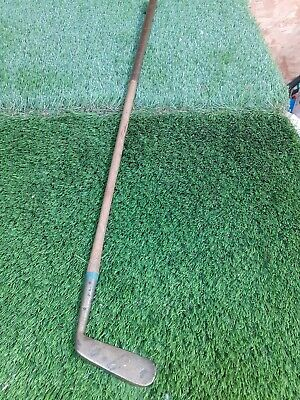 Vintage Thos E Wilson Co Right Handed Putter Chipper