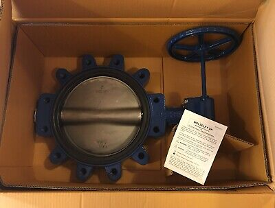 JET 300MM 624 BUTTERFLY VALVE WE LUGGED GEAR - RRP £4221.46 (At Wolseley).
