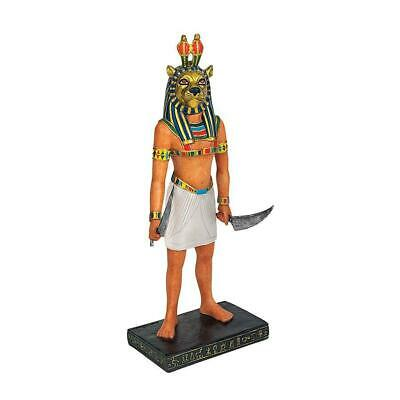 "8""  Ancient Egyptian Statue Sekhmet The Warrior Goddess Sculpture"
